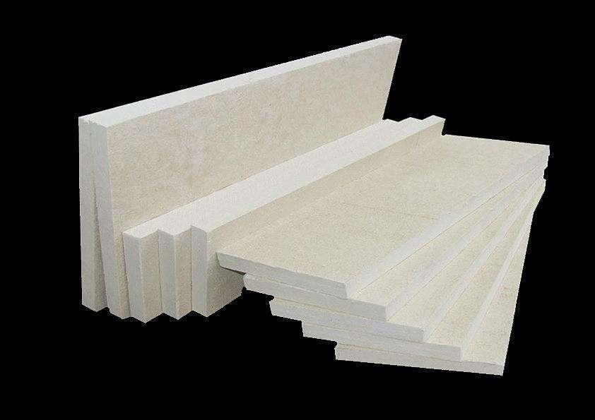 耐高温陶瓷纤维板