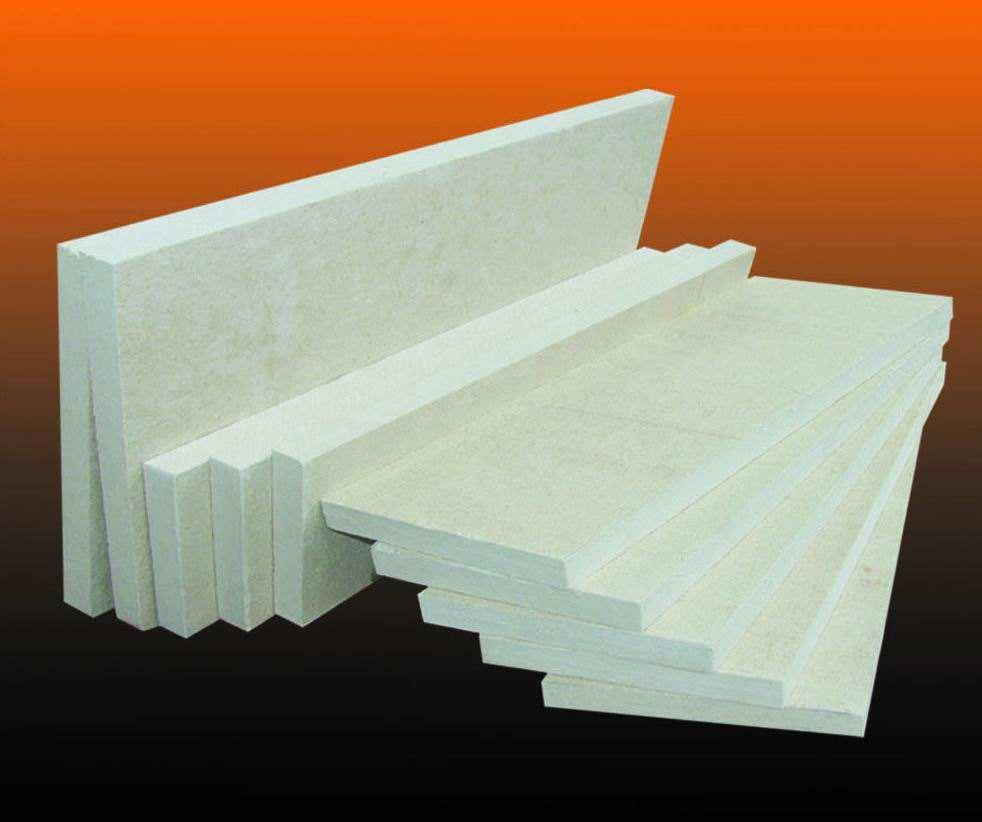慧烨硅酸铝纤维板